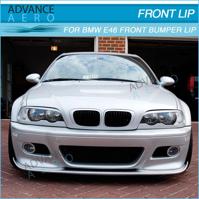 For Bmw E46 M3 Poly Urethane Front Bumper Lip H Style Pu Front Lip 2001 2002 2003 2004 2005 2006 Buy For Bmw E46 M3 Front Bumper Lip 2001 2002 2003