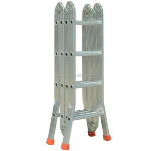 Swell Folding Aluminium Husky Multi Function Step Stool A Shape Ladder With Platform Caraccident5 Cool Chair Designs And Ideas Caraccident5Info
