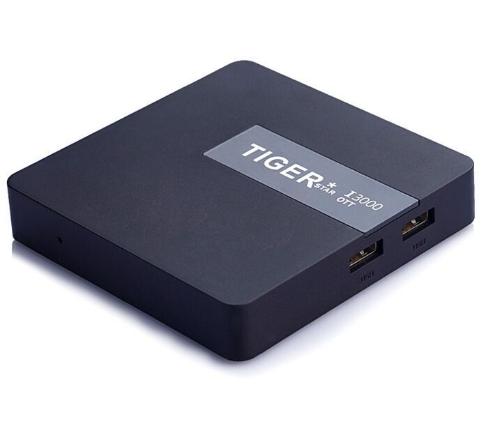 Tiger Android <strong>TV</strong> <strong>Box</strong> Digital Satellite Receiver I3000 DVB-S2 <strong>Set</strong> <strong>Top</strong> <strong>Box</strong>