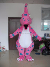 HI high quality CE/ASTM custom dragon mascot costumes for activity