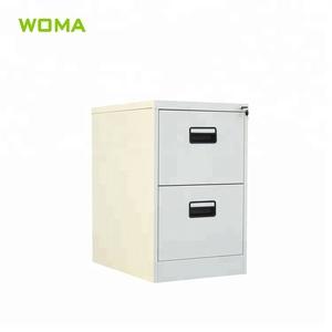 China 2 Drawer Metal File Cabinet Drawer Dividers