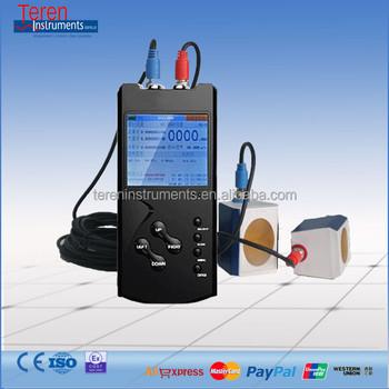 Ufm-200h Transit Time Ultrasonic Flowmeter Usb Interface,Water Liquid Flow  Meter Transmitter - Buy Flow Meter,Water Liquid Flow Meter,Transit Time