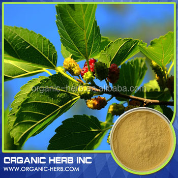 Mulberry Bark Extract 1 Deoxynojirimycin Hplc