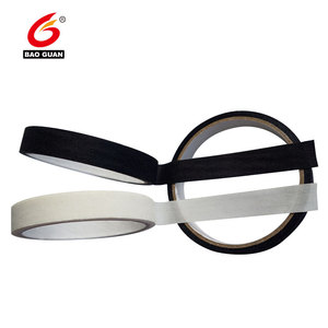 Infrared reflective reinforcement polyester tape for leather or shoe industry
