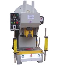 High precision power punch press machine with decoiler straightener NC feeder machine for metal hardware parts stamping