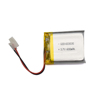 3.7V 603035 600mAh Rechargeable Lithium Polymer Battery for Digital Devices
