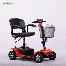 FREE SHIPPING China Electric Lightweight Folding Wholesale Mobility Scooter for Adults