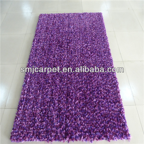 modern design thick rope design carpets made in China
