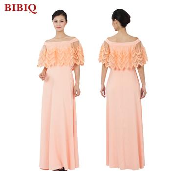 2a1393b1fa7 Playa de la gasa Mint vestido de fiesta 2016 moda capa de encaje vestido de  noche