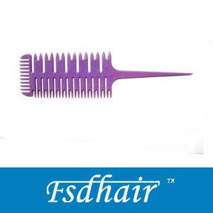 new arrival salon tint hair brush comb