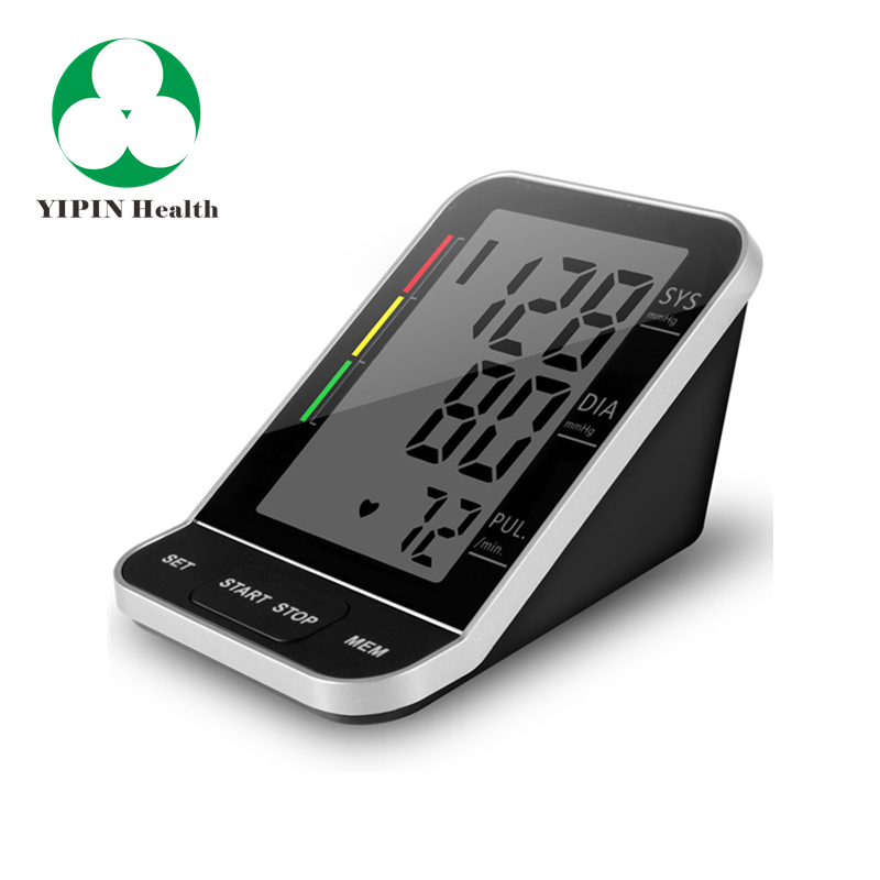 Upper Arm Blood Pressure Monitor with Two User Mode 200 Reading Memory
