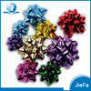 Cheap Plastic Ribbon Star Bow/Craft Gift Star Bow/Star Ribbon Bows for Packing, Gift Star Bow