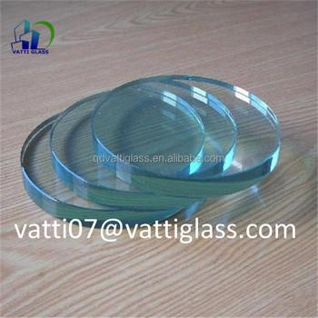 3mm Rotondo Temepred Disco Di Vetro Per Contatore Dell\'acqua ...