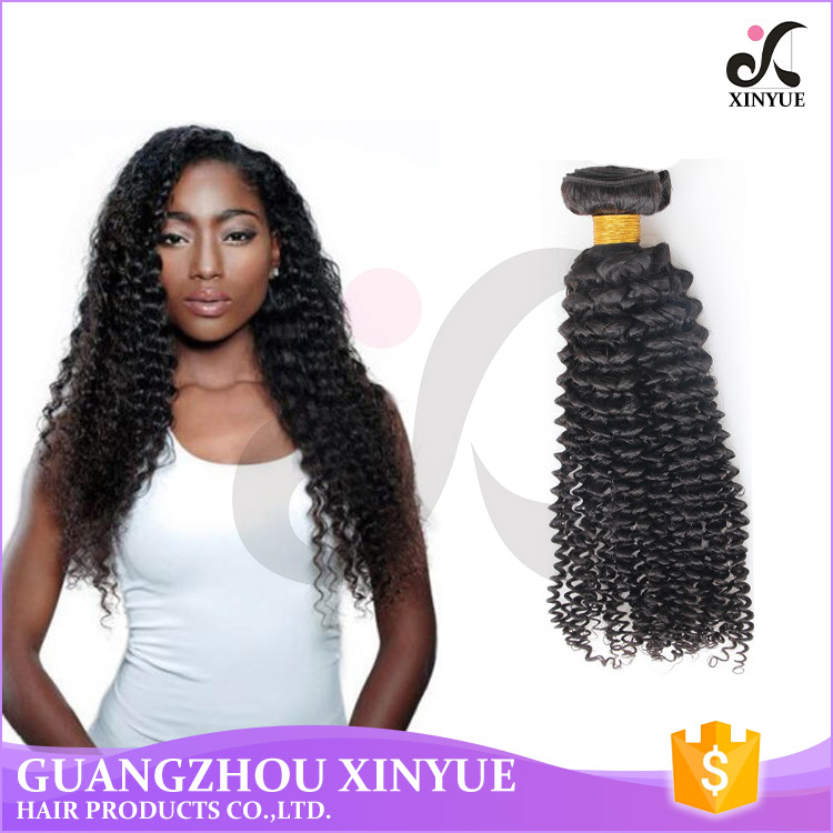 3 Bundles/ All 300g Brazilian Virgin Deep Wave Weave Weft 100% Human Hair Wavy