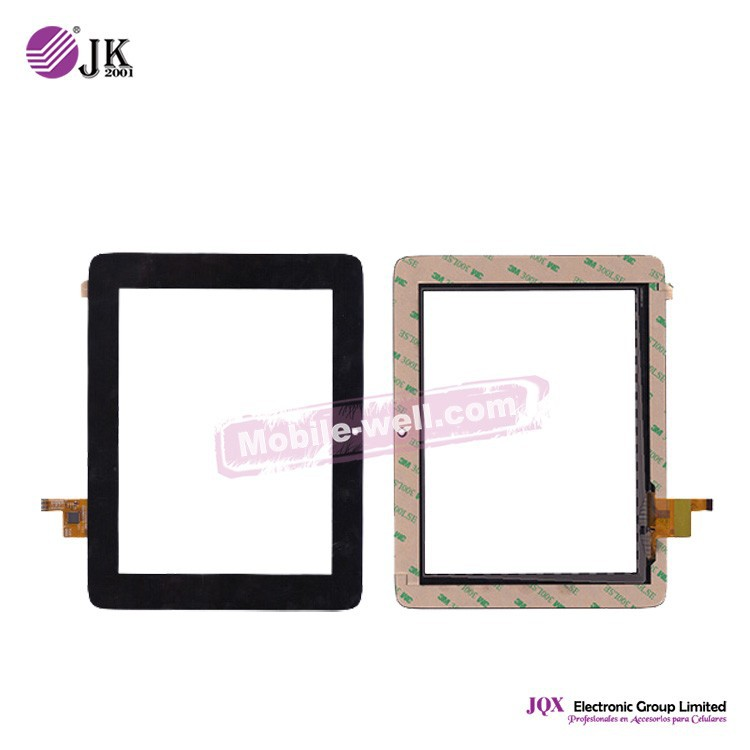 [JQX] Touch screen digitizer panel for tablet PINGBO PB80M805