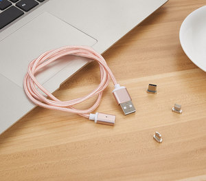 New Product Digital Charging Magnetic USB Data Cable For Mobile Phone