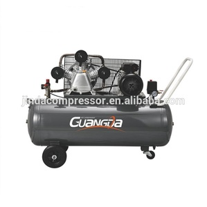 Industrial Heavy Duty Belt Driven Air Compressor 300 Liter