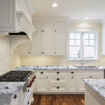 Translucent Countertop Kitchen Cabinets Countertops White Quartz With Grey Veins