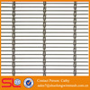 Made in China Stainless steel security window wire mesh/decorative window screen