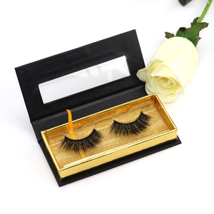 MLSD 2019 NEW HOT 100% cruelty free wholesale high quality 3d silk false lashes 3d faux mink eyelashes