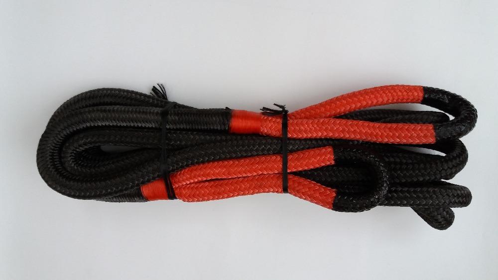 12 мм * 6 м кинетическая веревка, Бубба веревка для бездорожья части, Буксировочный трос