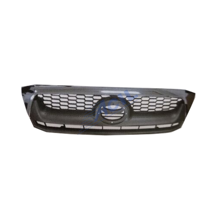 FRD-TY504 Replacement Chrome ABS Car Grill For Vigo 2008