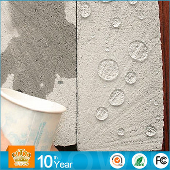 Polymer Cement Epoxy Waterproofing Paint With High Elasticity