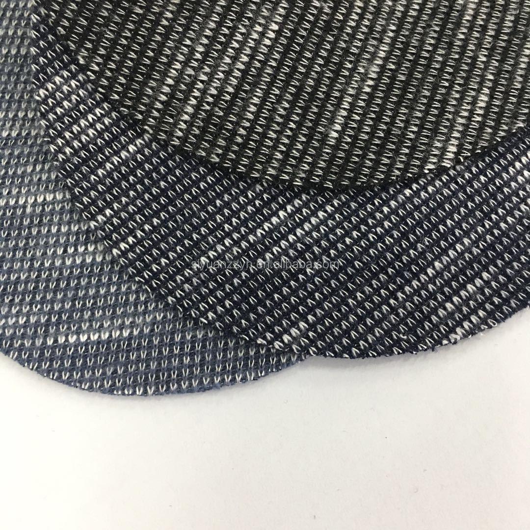 6140b847747 China Knit Factory Wholesale Melange Heather Tr Polyester Rayon Slub Hacci  French Rib Fabric For Sweater Jacket Hoodies - Buy Slub Hacci French Rib ...