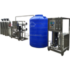 5T/H Automatic Reverse Osmosis water purification machine With EDI and purified water tank