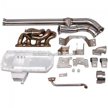 Best Quantity Transimission Mount Turbo Manifold Oil Pan For Datsun 510  Swap Sr20det Engine - Buy Sr20det Engine Transimission Mount,Turbo Manifold