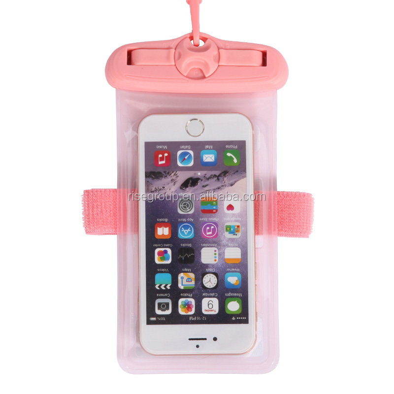 waterproof smart phone case for all type