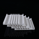 Electrically insulating materia ceramic alumina heat sink
