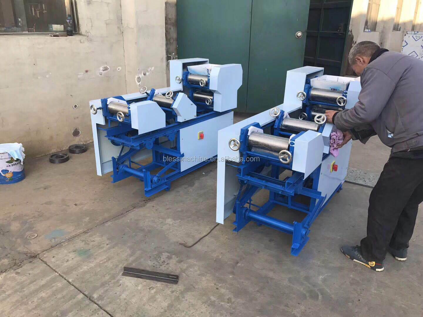 2019 domestic and overseas active demand Long working life automatic noodle making machine/equipment with trade assurance