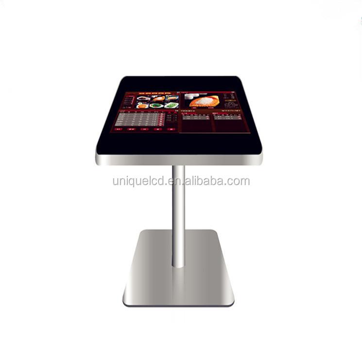 22 英寸智能液晶交互式触摸屏咖啡桌