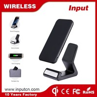 Universal Wireless Product Wholesale Mobile Phone Holder Qi Charging Battery Charger Pad for LG G3