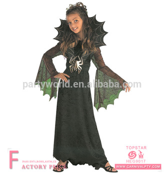 Shine Black witch costume