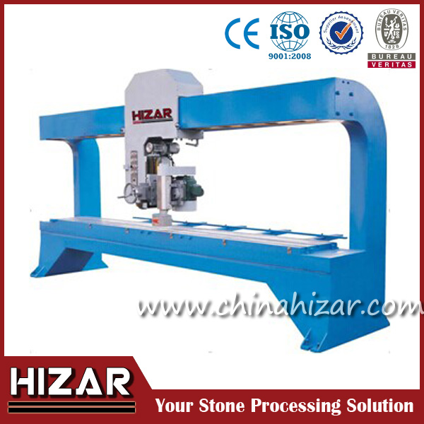 stone edge cutting&profiling machine from Suzhou Hizar