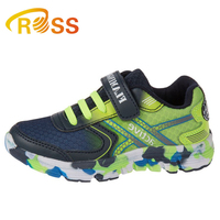 New design Cheap Factory Supply Navy Fashion Children Boys & Girls Sports Shoes