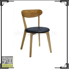 modern home furniture oak solid wood dining chair