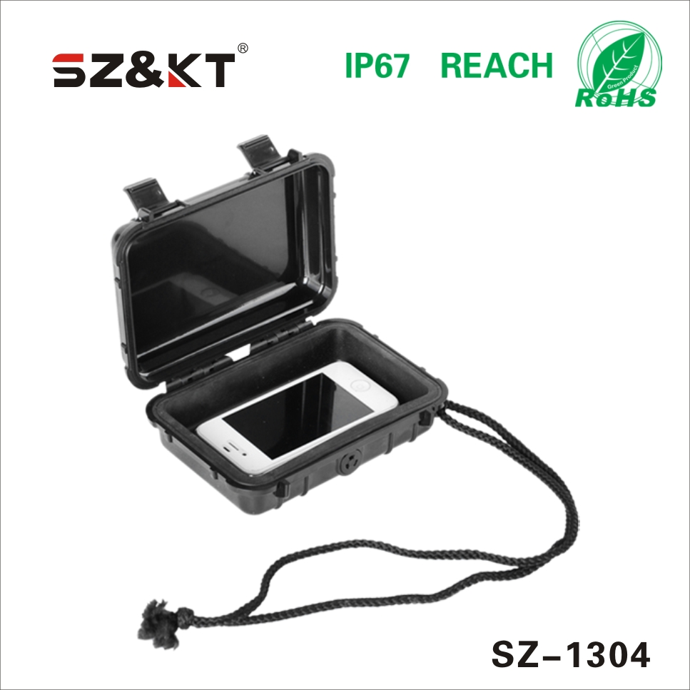 Small ABS High impact safety case