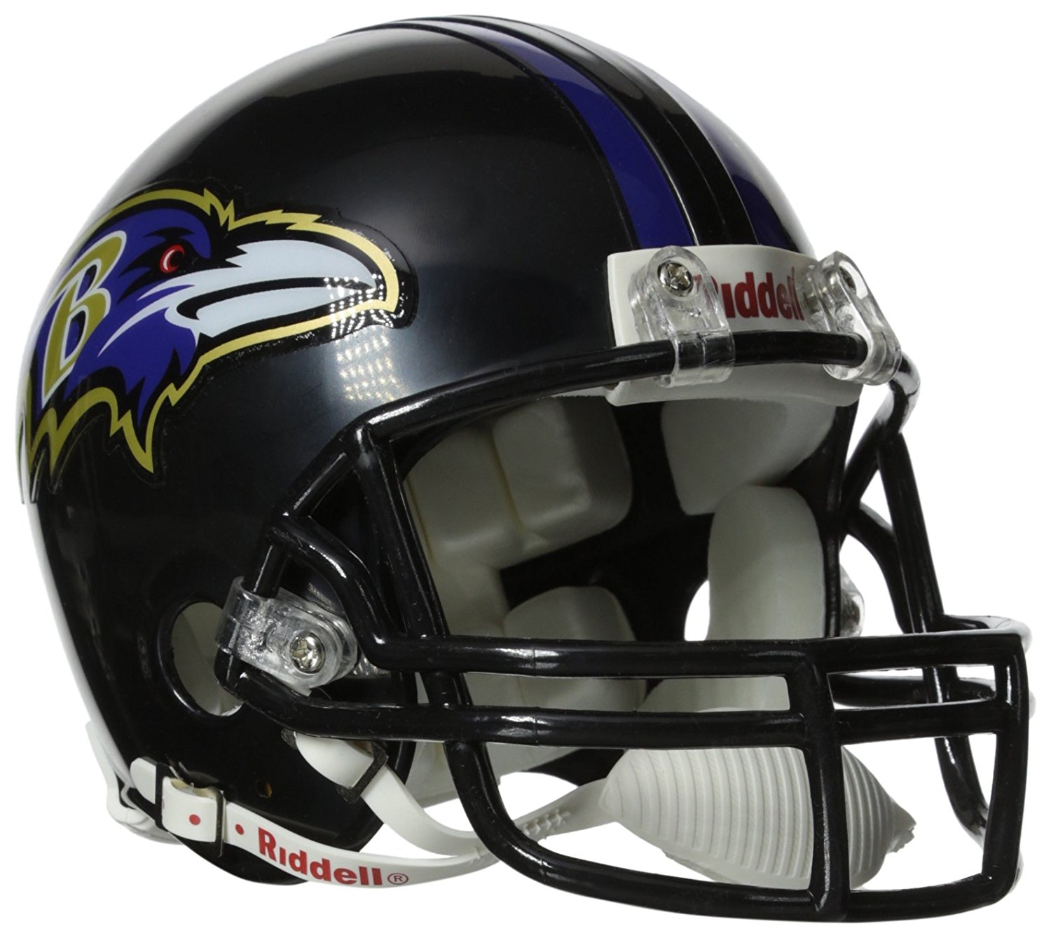 BALTIMORE RAVENS Riddell Speed BIG GRILL S2BDC-HT-LW Football Helmet Facemask