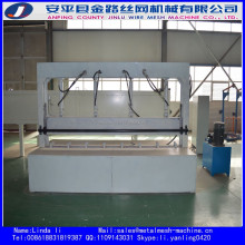 Automatic Welded Wire Mesh Bending Machine Factory