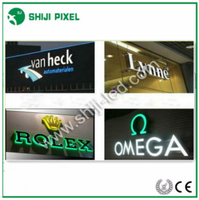 Outdoor waterproof pixel rgb led module led sign light