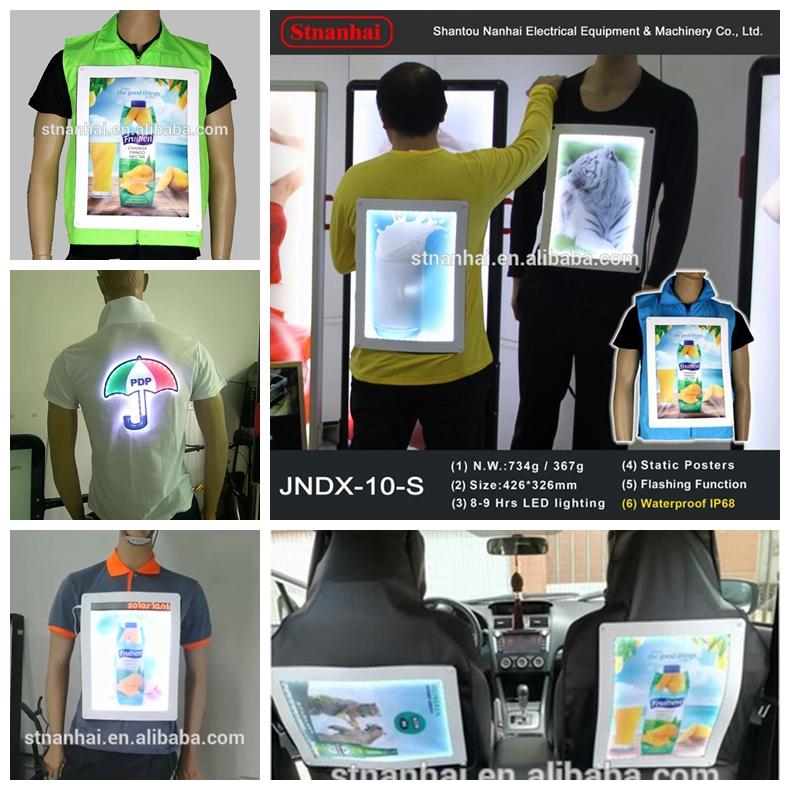 J10-005 LED Promotional T Shirt from STNANHAI