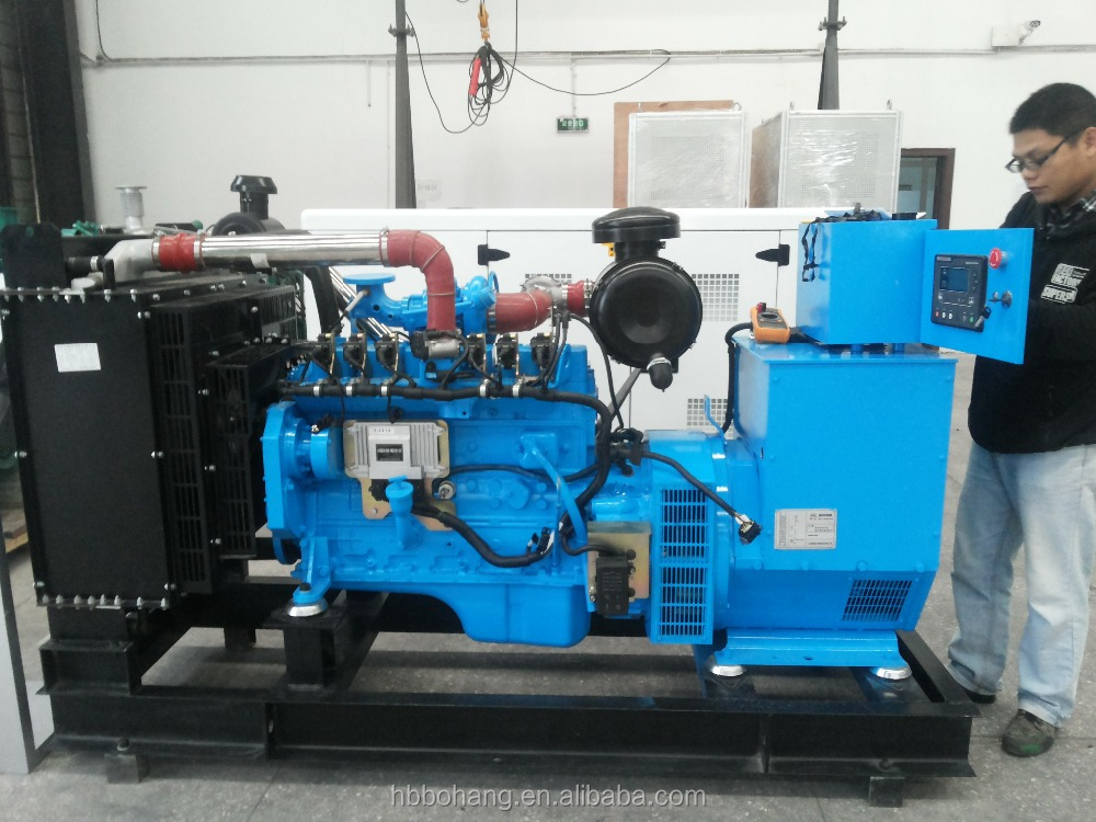 120KW natural gas engine