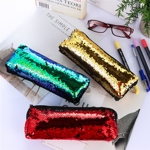 Women Cosmetic Bag PU Beauty Case Organizer Toiletry Kits Promotional Pouch Purse Bags For Women Men Zipper Makeup Bag