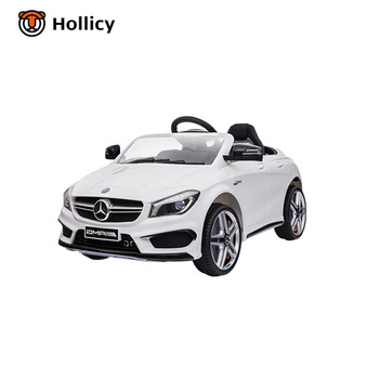 En 71 Mercedes Benz Cla45 Amg Child Drivable Toy Car With Low Price