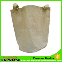 Customized Protable Jute Plant Grow Bag Hydroponic Vegetable bags Manufacturers China