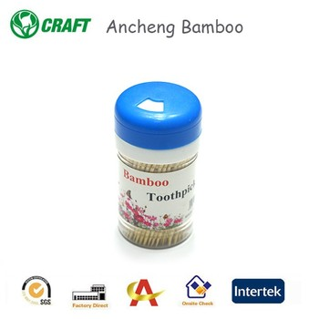 Disposable Bamboo Toothpicks With Cheap Price