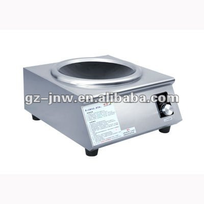 LC-EC-5K Desk-top commercial induction Cooker passed ISO9001